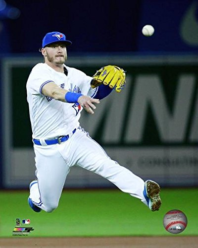 Josh Donaldson Toronto Blue Jays 2016 Action Photo (Size: 11