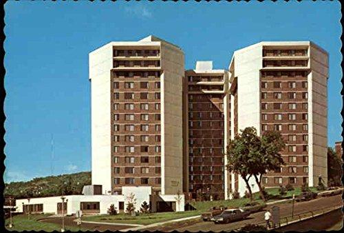(Tri-Tower Apartments and Senior Citizen Complex Duluth, Minnesota Original Vintage Postcard)