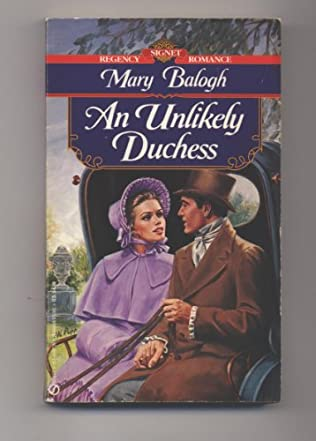 book cover of An Unlikely Duchess