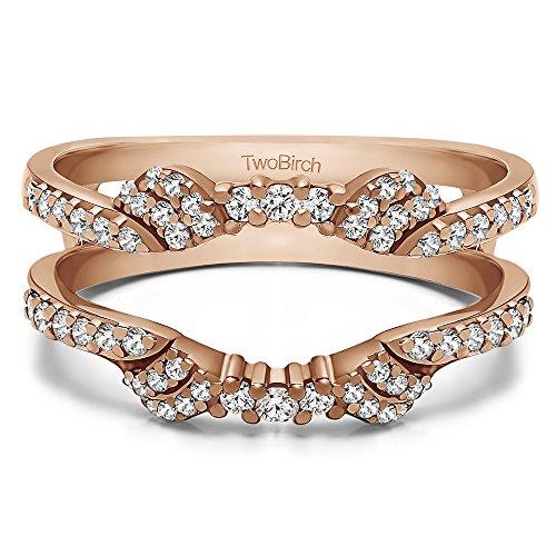 0.47 Ct Princess Diamond - 5