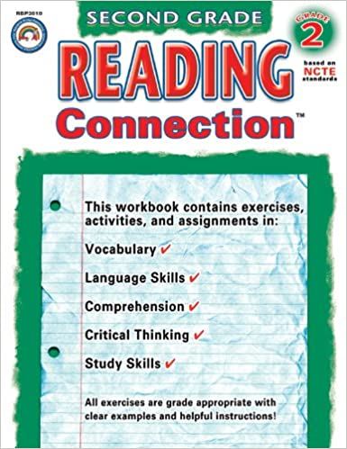 Amazon.com: Reading Connection™, Grade 2 (Connections™ Series ...