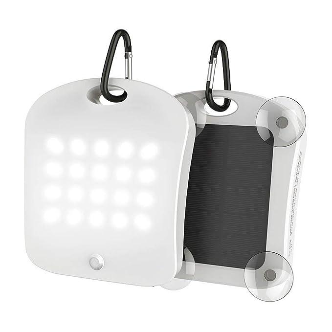 KRTOTAI - Cargador Solar (6000 mAh, 2 Puertos USB, Salida DE ...