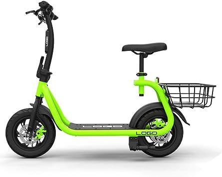 CBA BING Coche eléctrico de Ciudad Plegable Ultraligero, Bicicleta ...