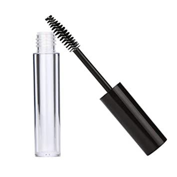 48649177780 Amazon.com: LEERYAAY Women Makeup 1mL Empty Mascara Tube Eyelash Cream Vial/Liquid  Bottle/Container Black Cap: Beauty