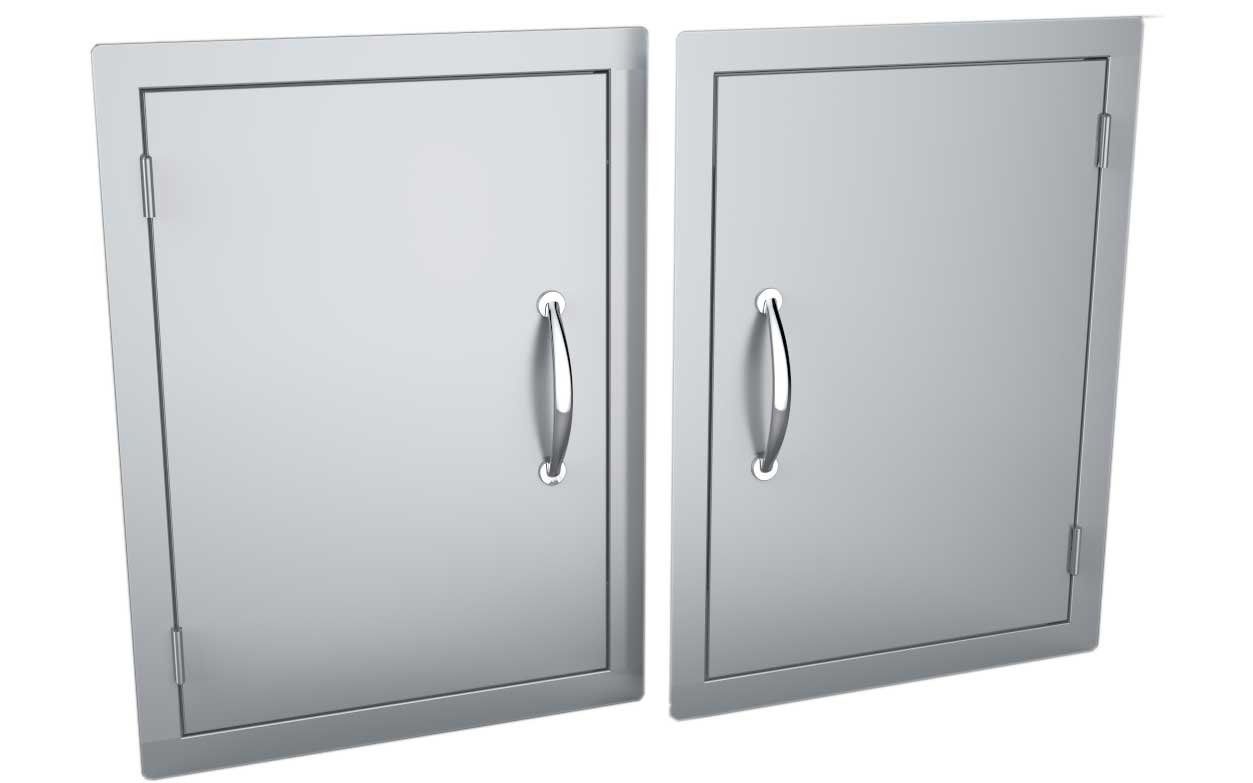 SUNSTONE DV1724 17-Inch by 24-Inch Vertical Access Door by SUNSTONE