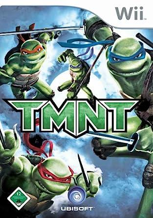 Ubisoft Teenage Mutant Ninja Turtles WiiTM - Juego (DEU ...