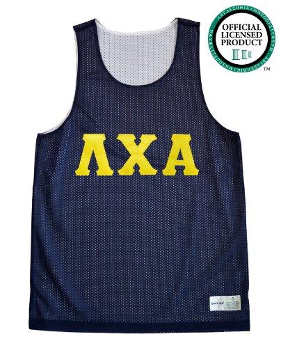 Ann Arbor T-shirt Company Men's LAMBDA CHI ALPHA Mesh Tank Top