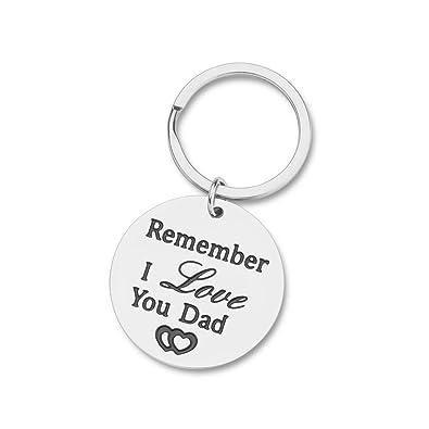 Llavero para el día del padre, regalo de cumpleaños para ...