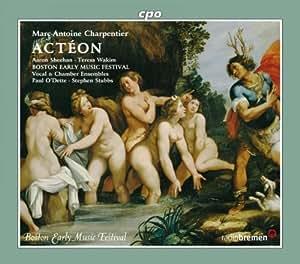 Acteon; Orphee Descendant Aux