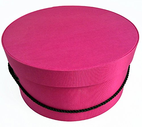 Pink Hat Box (HAT BOXES)