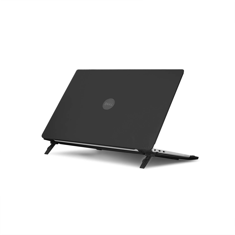 mCover Hard Shell Case for 13.3'' Dell XPS 13 9370 (2018) 9380 (2019) Models (not Fitting Older L321X L322X 9333 9343 9350 9360 9365 Models) Ultrabook Laptop - Dell-XPS13-9370 Black