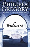 Front cover for the book Wideacre by Philippa Gregory
