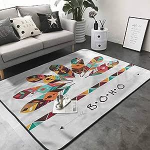 Amazon Com Long Kitchen Mat Bath Carpet Pastel Colored