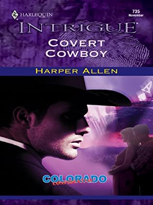 book cover of Covert Cowboy
