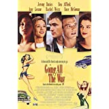 GOING ALL THE WAY (1997) Original Authentic Movie Poster 27x40 - Dbl-Sided - Ben Affleck - Rose McGowan - Jeremy Davies - Amy