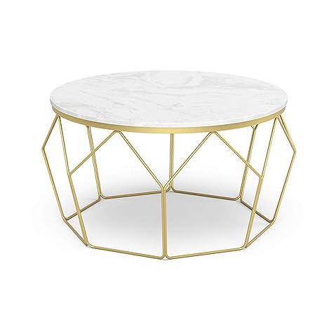 Phenomenal Amazon Com Kuku Coffee Table Nordic Living Room Round Andrewgaddart Wooden Chair Designs For Living Room Andrewgaddartcom