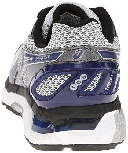 Calzado de running Gel-Fortify para hombre, Lightning / New Navy / Charcoal, 8.5 4E US