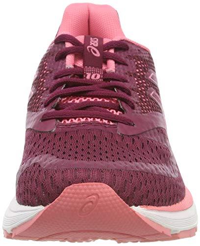 para Pulse Mujer 10 600 Running de Cordovan Cordovan Morado Zapatillas Asics Gel A50qYY