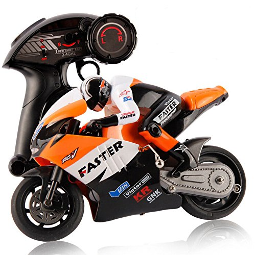 Motorcycle Channel Remote Control Gyroscope product image
