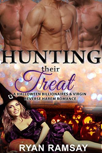 Bbw Halloween Costume (Hunting their Treat: A Halloween Billionaires and Virgin Reverse Harem)