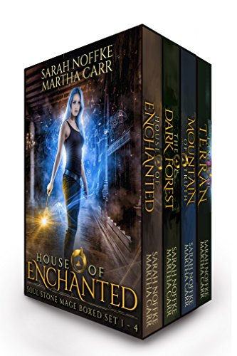 Soul Stone Mage Boxed Set Books 1 4 The Revelations Of Oriceran