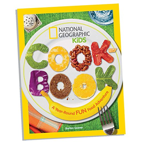 National Geographic Kids Cookbook , Educational Books Toys, 2017 Christmas Toys ()