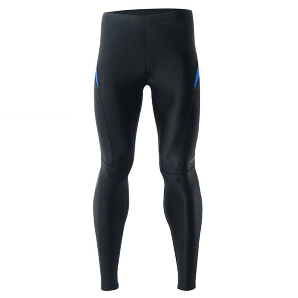 贅沢品 mansmoerメンズ圧縮スポーツタイツストレッチロングパンツRunning Trouser ブルー Size)=S(EU M(CN Trouser Size)=S(EU Size) ブルー B07FMW5C93, 【今日の超目玉】:e92e4402 --- martinemoeykens-com.access.secure-ssl-servers.info