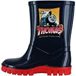 Thomas The Tank Engine Navy Blue Wellies Kids Sizes 4 to 10