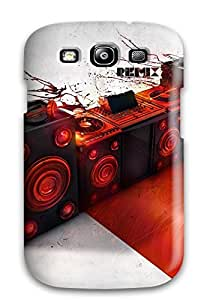 Awesome Design Dj Music Remix Hard Case Cover For Galaxy S3