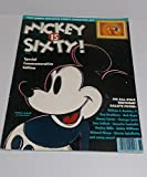 img - for Mickey Is Sixty ! Special Commemorative Edition Magazine ( Mickey Mouse on Cvr drawn by Andy Warhol ) 1988, The Mouse Built the Man an Empire by Bob Thomas book / textbook / text book