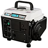 72 cc Single Cylinder 2-HP Gasoline 2 stroke Peak 1200W Generator