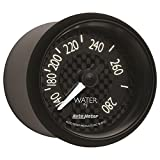 Auto Meter 8031 GT Series Mechanical Water Temperature Gauge