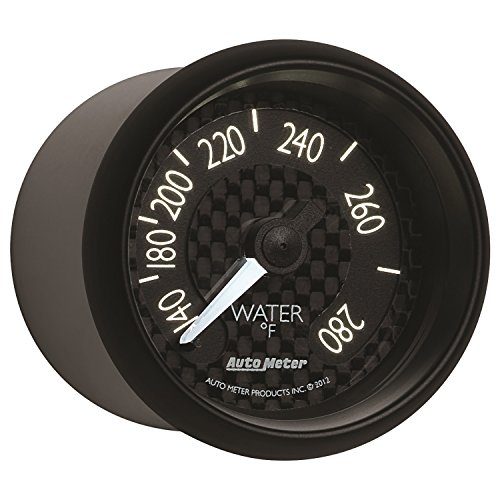 Auto Meter 8031 GT Series Mechanical Water Temperature Gauge by Auto Meter (Image #9)