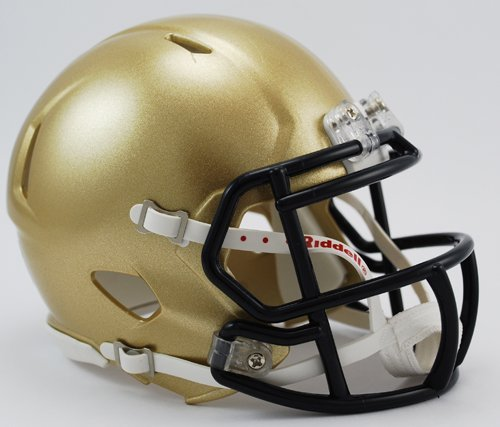 NCAA Navy Midshipmen Speed Mini Helmet