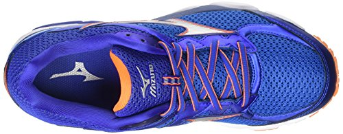 De skydiver silver Ultima Wave Running Chaussures Compétition clownfish 8 Mizuno Bleu Homme xzvWIAqw