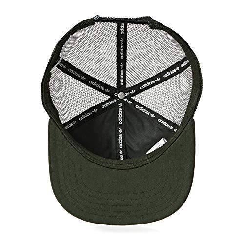 Heritage negro Cargo Trucker mixta Night Adidas Trefoil Gorra qT0tx