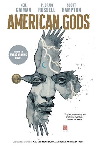 American Gods Volume 1: Shadows Graphic Novel