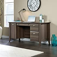 Sauder Shoal Creek Computer Desk in Diamond Oak