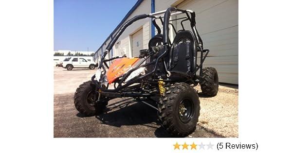 Amazon com: Full Size Go Kart 150cc Automatic with Reverse