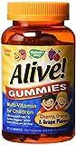 Alive Gummies Multi-Vitamin for Children-90 Gummies,pack of 2