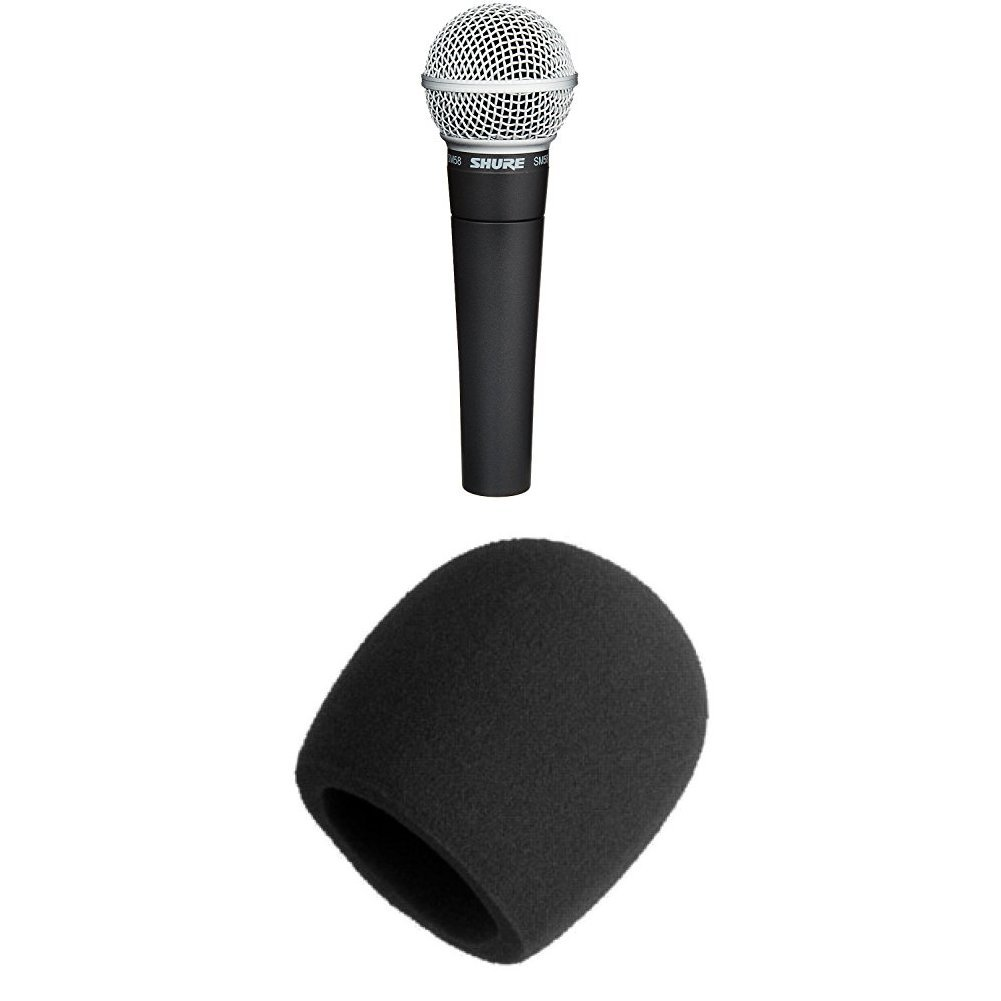 Shure SM58-LC Cardioid Vocal Microphone without Cable Shure Incorporated
