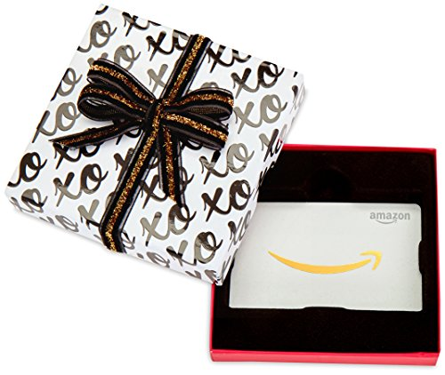 Large Product Image of Amazon.com Gift Card in a XOXO Box