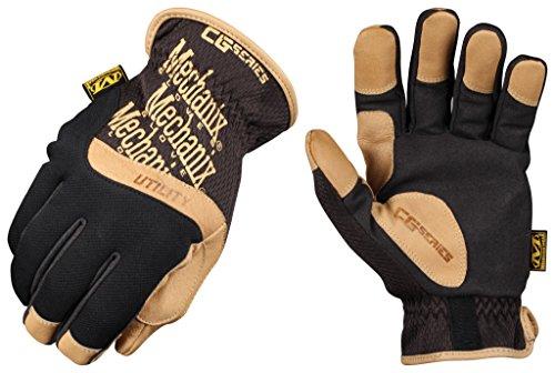 Mechanix Wear CG Utility Handschuhe Schwarz/Braun size XXL