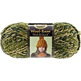 Brand New Wool-Ease Thick & Quick Yarn-Camouflage Brand New