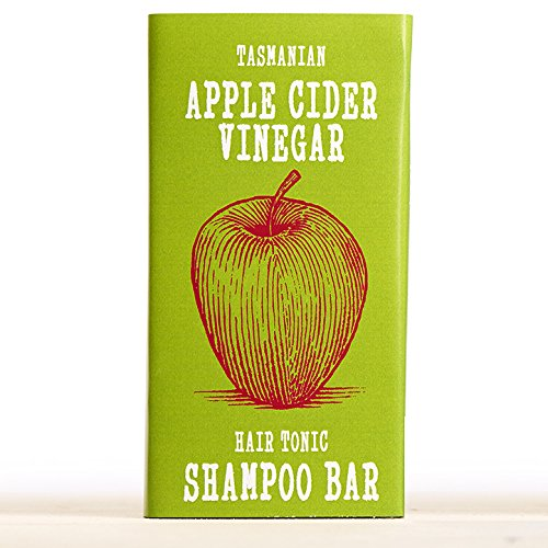 Apple Cider Vinegar Hair Tonic Clarifying SHAMPOO BAR | Shiny Healthy Hair | All Natural | Chemical Sulfate Free | Helps Dandruff | Beauty and the Bees in Australia's Wild Island Tasmania by Beauty and the Bees Tasmania (Image #3)