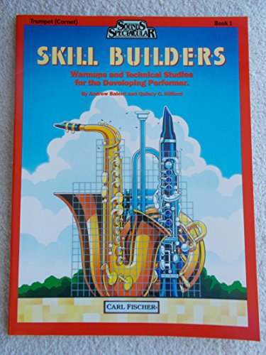 O5259 - Skill Builders Warmups and Technical Studies for the Devloping Performer