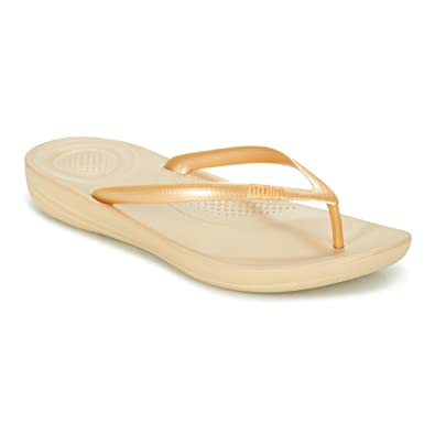 eefbe861119615 Fitflop Women Iqushion Ergonomic Flip-Flops Toe Thong Sandals   Amazon.co.uk  Shoes   Bags