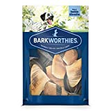 Barkworthies Natural Cow Hooves for Dogs