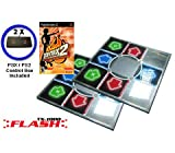Dance Dance Revolution DDR Metal PS / PS2 Dance Pad V 3.0