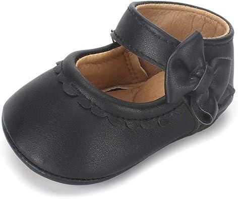 ESTAMICO Infant Baby Girls Ballet Flats